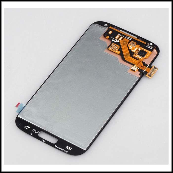 Sinbeda Super AMOLED LCD für Samsung Galaxy S4 IV i9500 i9505 i9506 i337 LCD display + Touch Screen Digitizer weiß Schwarz oder blau