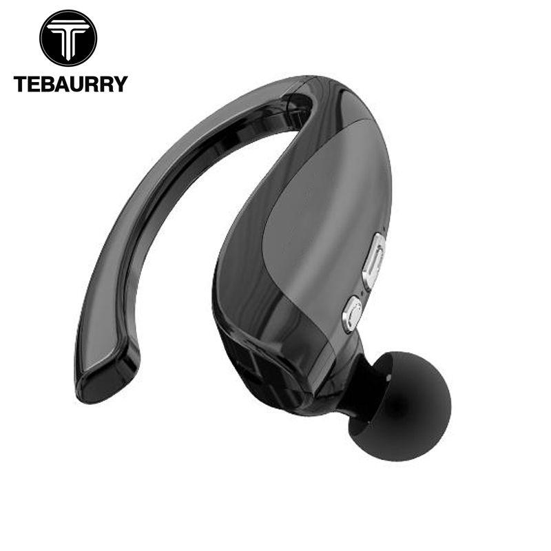 TEBAURRY X16 Bluetooth Casque Sans Fil Casque Bluetooth Écouteurs Sport Stéréo Super Bass Écouteurs Avec Micro pour téléphone iphone