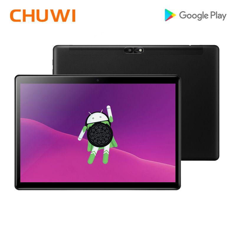 CHUWI Hi9 Air Android 8.0 Comprimés MT6797 X20 Deca Core 4 gb RAM 64 gb ROM 10.1 pouce 2 k écran Double 4g SIM Appel Téléphonique Tablet