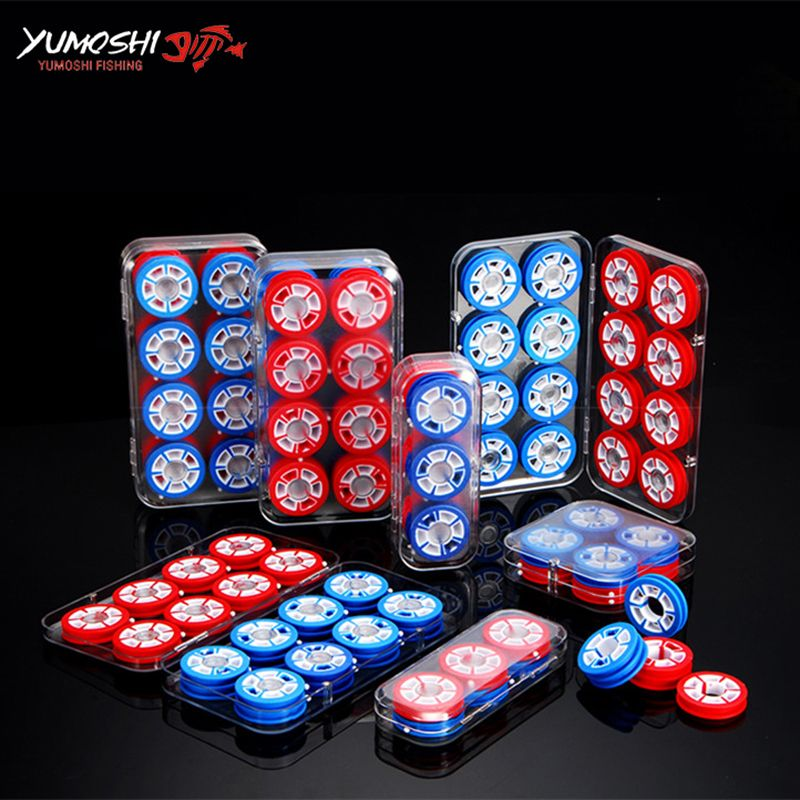 Winding Board Fishing Line Tackle Box Various Specifications Silicone Material Tackle Box Multifunction Fishing Accessories Box