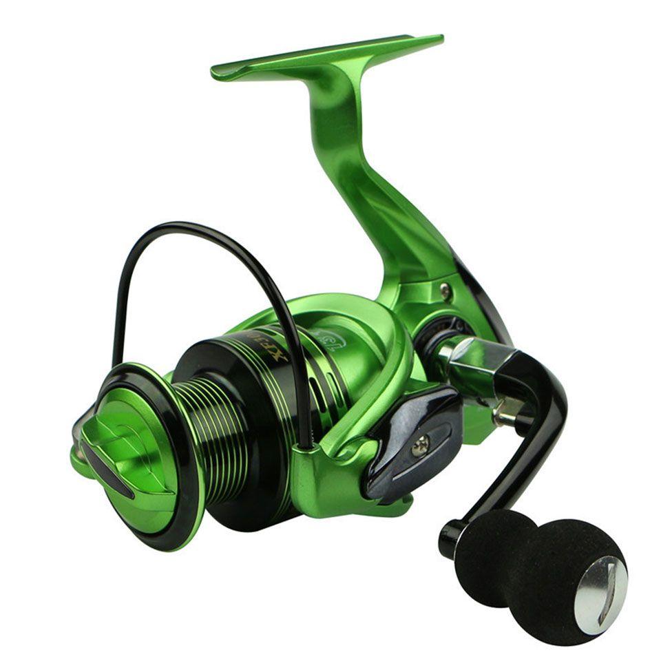 Fishing Reels 13+1BB 5.5:1 Full Metal for <font><b>fish</b></font> feeder baitcasting reel spinning reels for rod