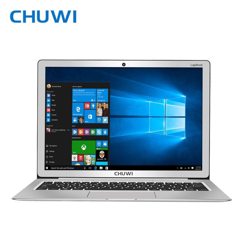 Free Gift!! CHUWI LapBook 12.3 Inch Laptop Windows10 Intel Apollo Lake N3450 Quad Core 6GB RAM 64GB ROM 2K Screen M.2 SSD Ports