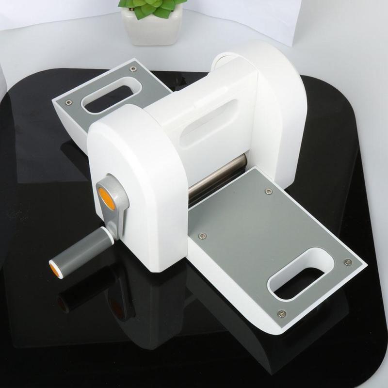 Die De Coupe Gaufrage Machine Scrapbooking Cutter Pièce Die Cut Vert Coupe-Papier Die-Cut Machine À La Main Outil Partie Cadeau 3