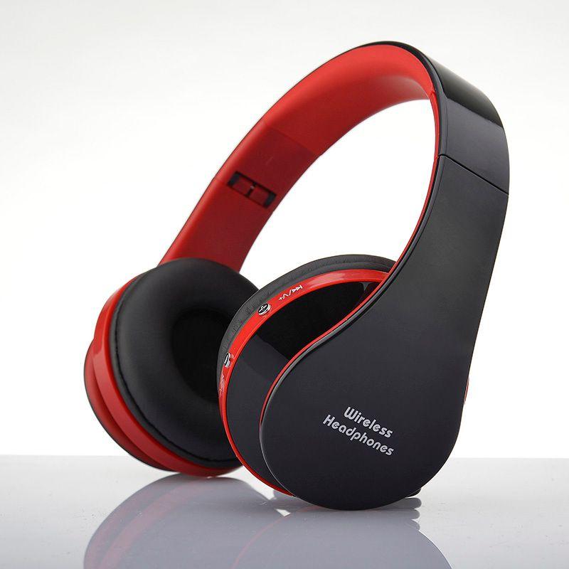 Sans fil Bluetooth Casque Jeu Casque V3.0 + EDR Microphone Pour iPhone Samsung HTC LG & PC Tablet Ordinateur Portable Pliable