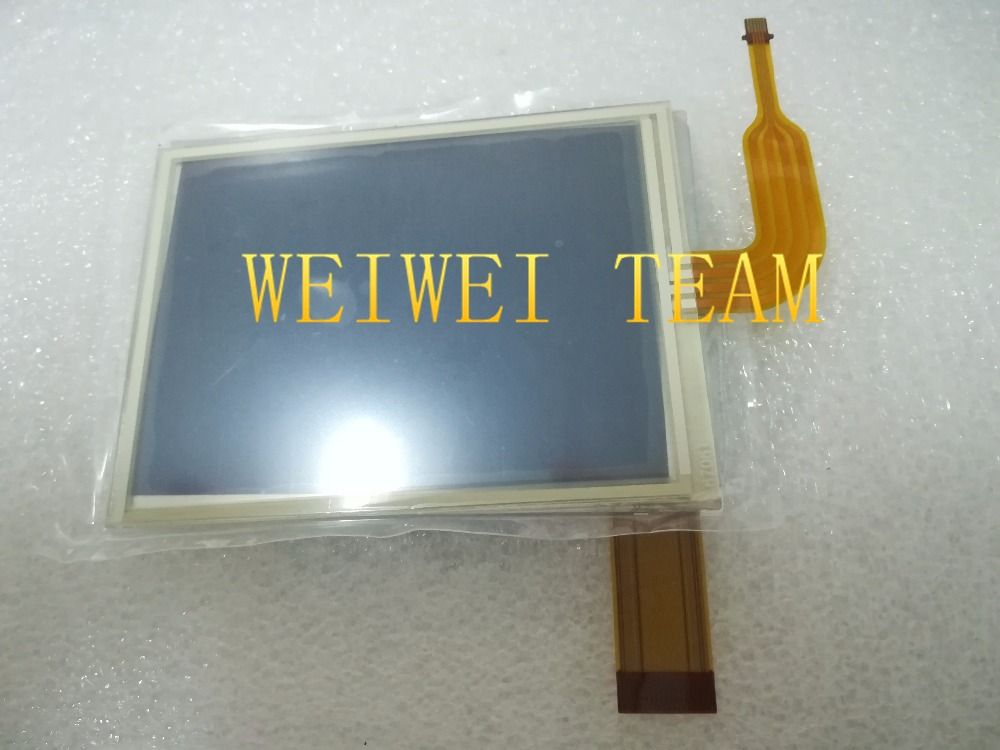 Wisecoco Original verwendet getestet ok für Getac PS336 LCD Display + Touch Panel Touchscreen
