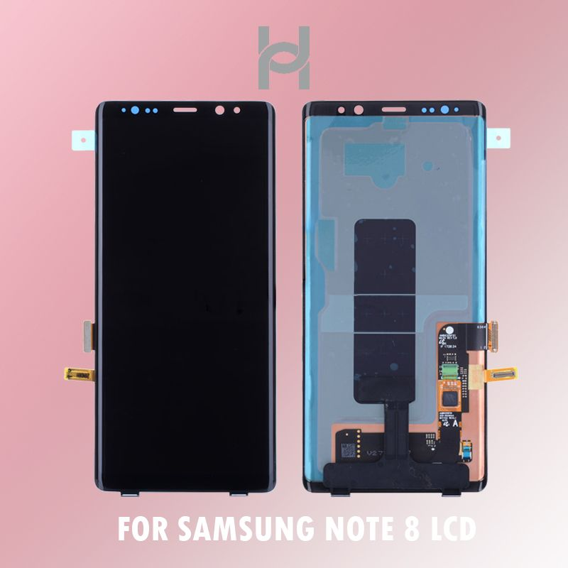 Original lcd For Samsung Note 8 Lcd Display Touch Screen Digitizer Assembly For Samsung Note8 N9500 6.3 inch free shipping