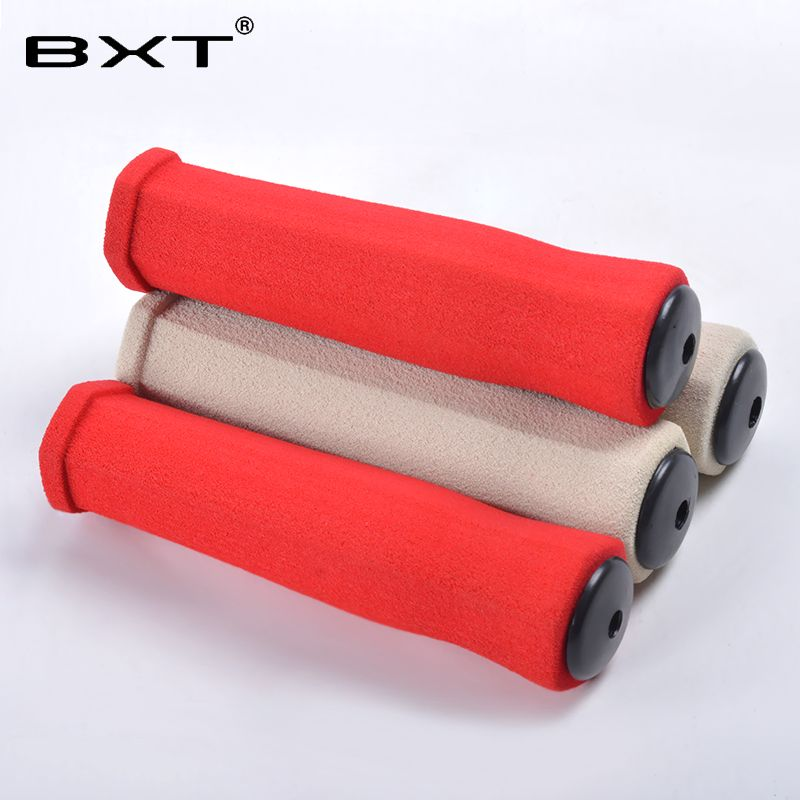 Factory sale 1 Set Cycling MTB Mountain /road Bike Bicycle lock-on carbon Handlebar Cover Handle Grip Bar End  bicycle parts