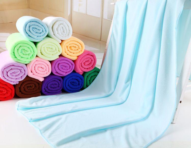 180 г/шт. 140x70 см из микрофибры для пляжное полотенце Superdry Для ванной полотенца супер мягкая вода aborsbent спортивные aqua тренажерный зал полотенце...