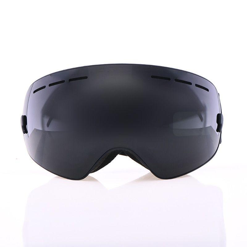Double-layer anti-fog Ski Goggles Skiing UV400 ski Eyewear Men Women Snow Ski Glasses Snowboard Protection Goggles mask