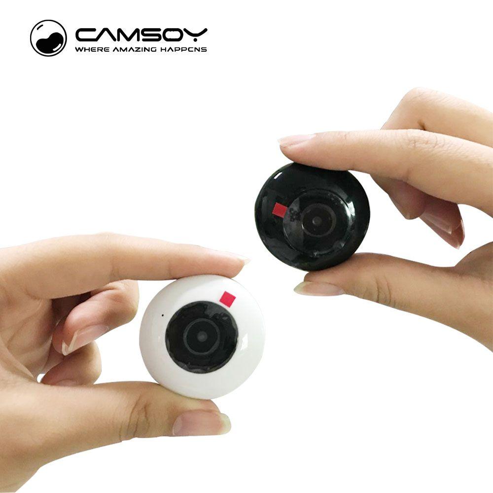 Wifi IP Micro Caméra H.264 720 p HD IR de Vision Nocturne Mini DV C2 Caméra Grand Angle Vélo Caméra Motion capteur Vidéo Enregistreur Vocal