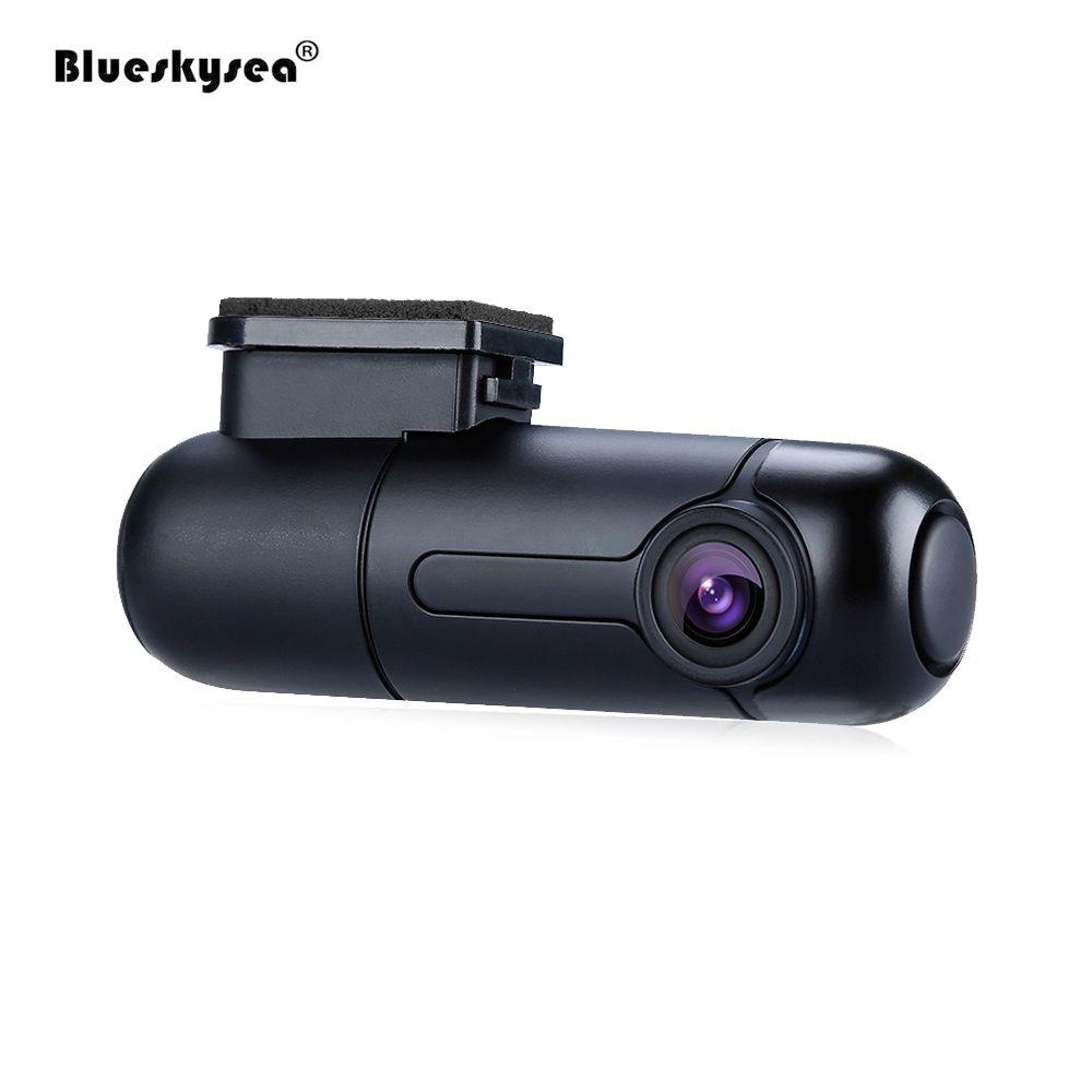 Blueskysea Car WIFI DVR B1W mini Dash Camera Rotatable Lens NT GM8135S high HD 1080P <font><b>Dashcam</b></font> Sony IMX323 Car Recorder