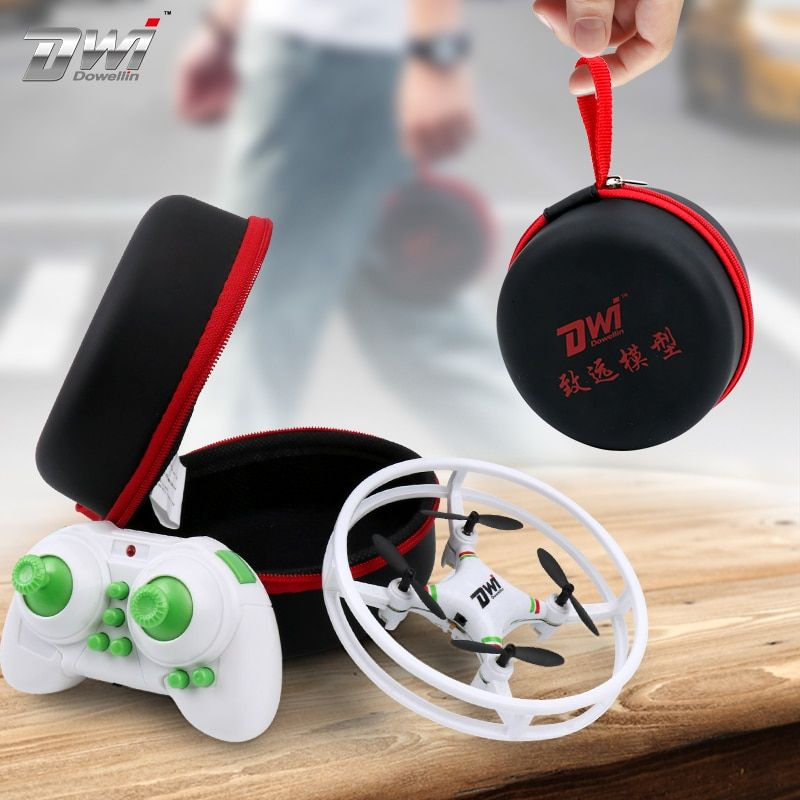 Mini Drone Nano Drones RC Quadcopter Quadrocopter RC Helicopter 2.4GHz Birthday Gift for Children Toys Dwi Dowellin D1