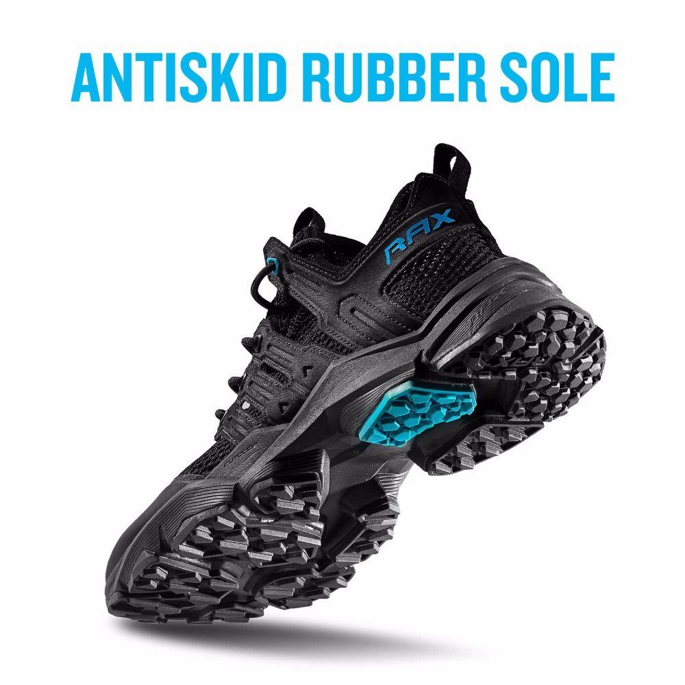 Rax chaussures De randonnée en plein air hommes chaussures De sport respirant baskets femmes escalade chaussures De montagne hommes Zapatos De Hombre