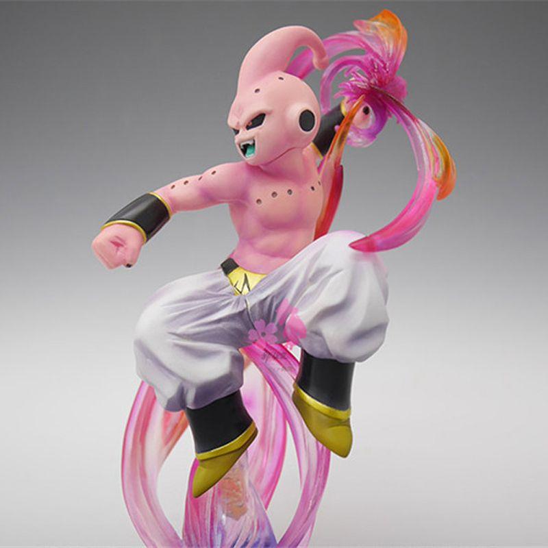 Dragon Ball Z Action Figure Majin Buu Figuarts ZÉRO PVC Figure Super Saiyan 3 Modèle Jouet 16 cm Anime Dragonball Z Jouets Figuras DBZ
