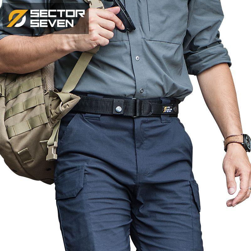 1000D Nylon hommes de haute qualité équipement militaire marque ceinture tactique extérieure ceinture solide armée hommes ceintures Cummerbunds