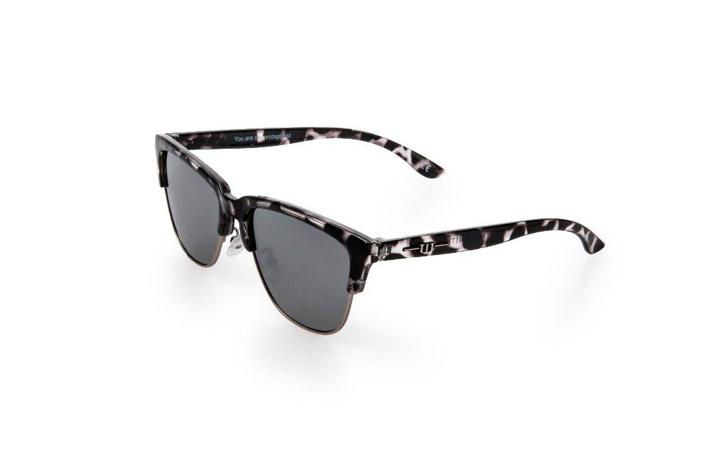 Lunettes de Soleil de mode Unisexe Lunettes UV400 Protéger Les Yeux Wome Imbriquée Lunettes Polarisées Bloque Les UV lunettes de Soleil