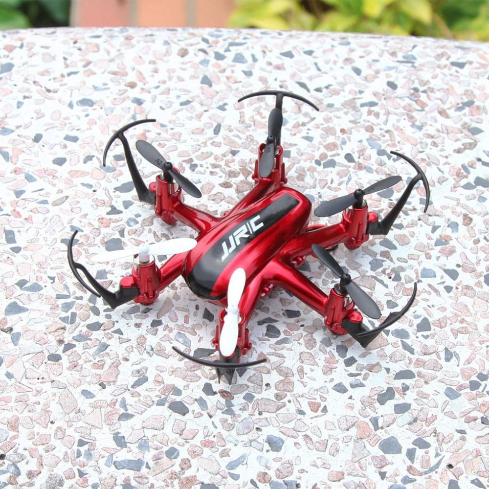 H20 2,4G Mini RC Drone Flugzeug Sechs Achsen Fernbedienung Quadcopter Flugzeug Flugzeug Indoor Unmanned Aerial Vehicle Hexa-copter