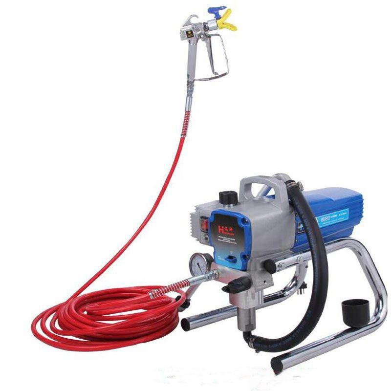 High Pressure Airless Spraying Machine H680/ H780 Paint Spraying Gun Airless Paint Sprayer Wall Spray Machine 220V