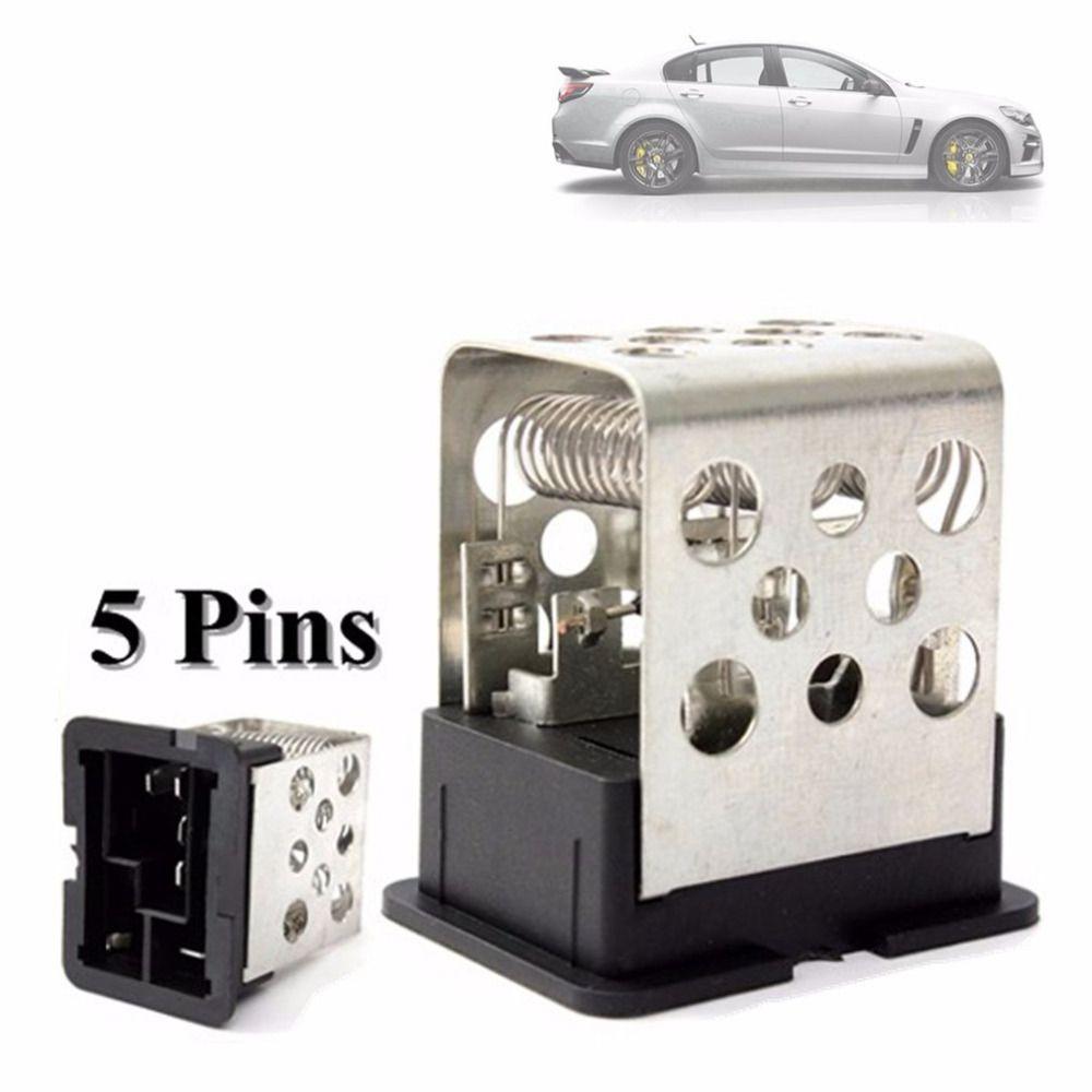 Auto Heizung Gebläse Motor Lüfter Widerstand 5 Pins Auto Rheostat Professionelle Auto Zubehör Für Vauxhall Zafira