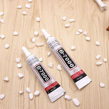 1 pcs 25ml Best B-7000 Multi Purpose Glue Adhesive Epoxy Resin Diy Crafts Glass Touch Screen Cell Phone Super glue B7000