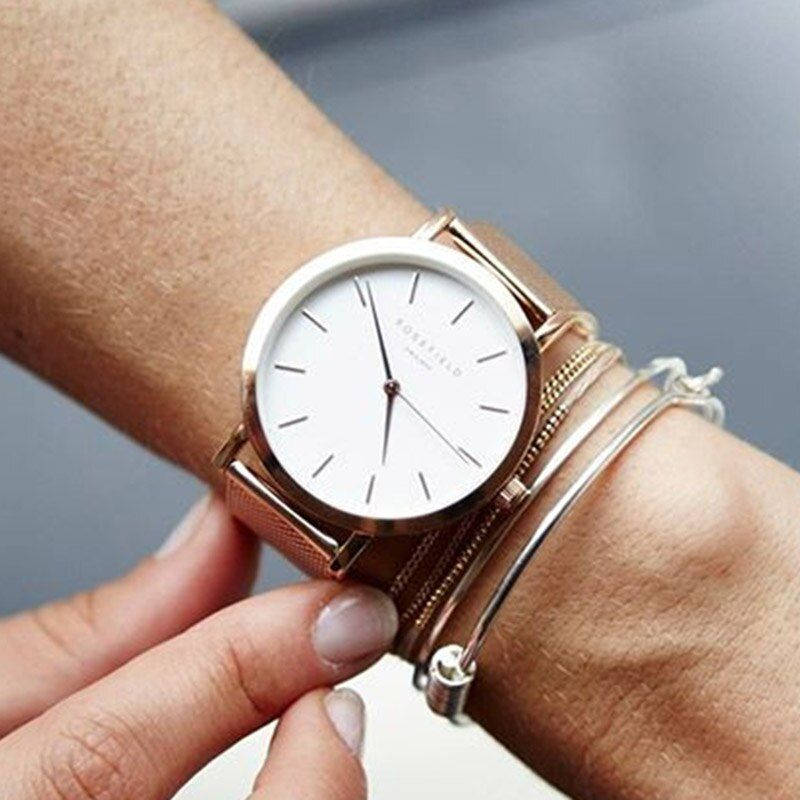 2017 New luxury brand watch women fashion gold watches women watches ladies watch Men Clock Gift montre femme reloj mujer