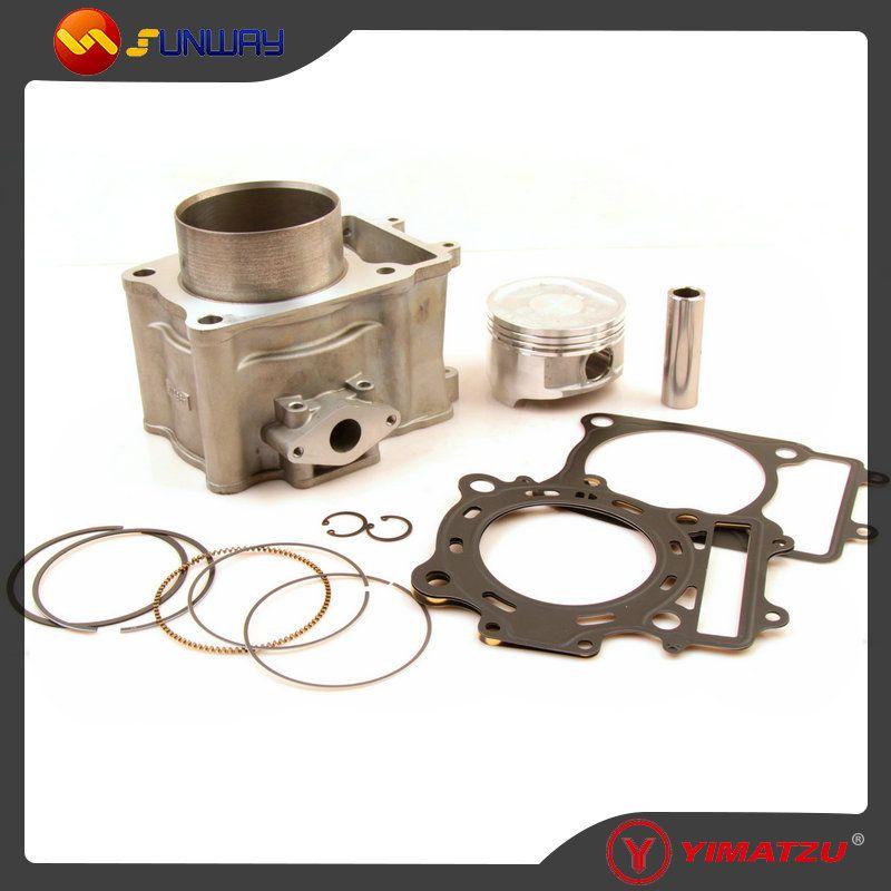 YIMATZU ATV Quad Parts 87.5MM 500cc Cylinder Kit for CFMOTO CF500 X5 ATV Quad Bike CF188 Engine