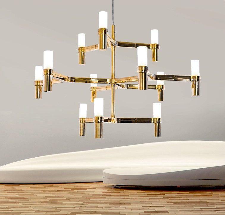 Nordic Modern Chandeliers Lighting Lampadari Kroonluchter chandelier luchters lampadario led lustres para sala Creative Lamp