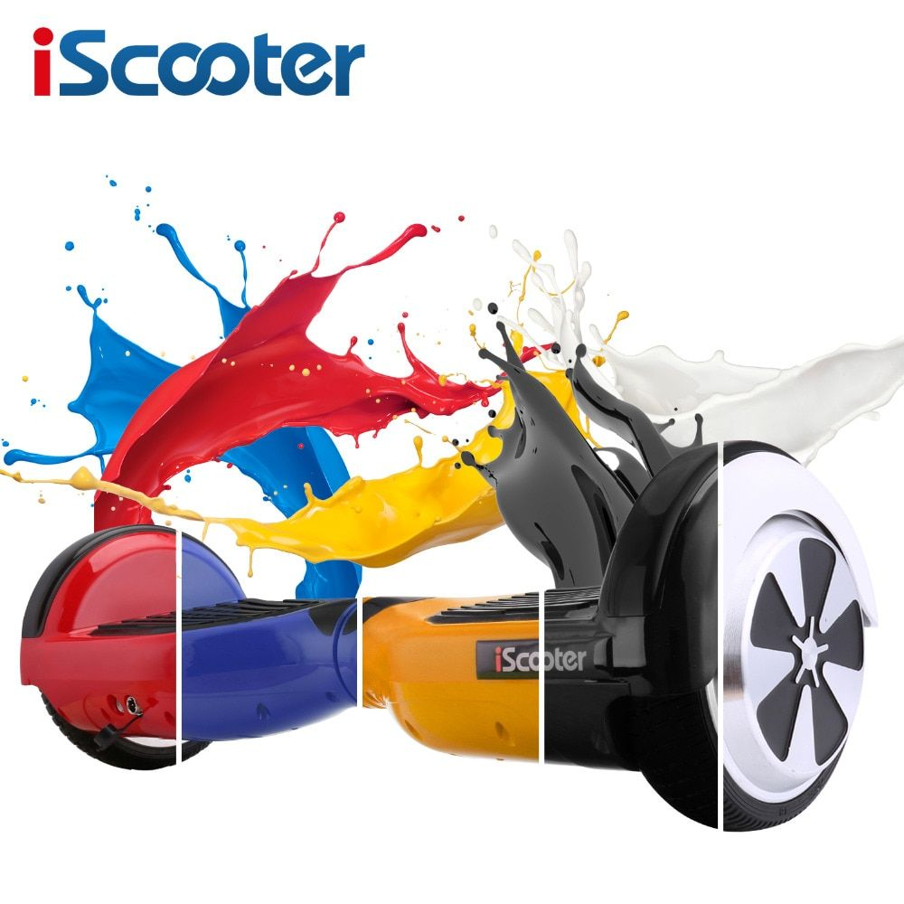 Hoverboard 6.5 inch Bluetooth Speaker Electric Giroskuter Gyroscooter Overboard Gyro Scooter Hover board Two Wheel Oxboard