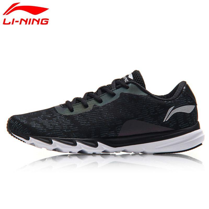 Li Ning herren Explosion Laufschuhe Futter Leichte Laufschuhe Atmungs Reflektierende Sportschuhe ARBM117 XYP549