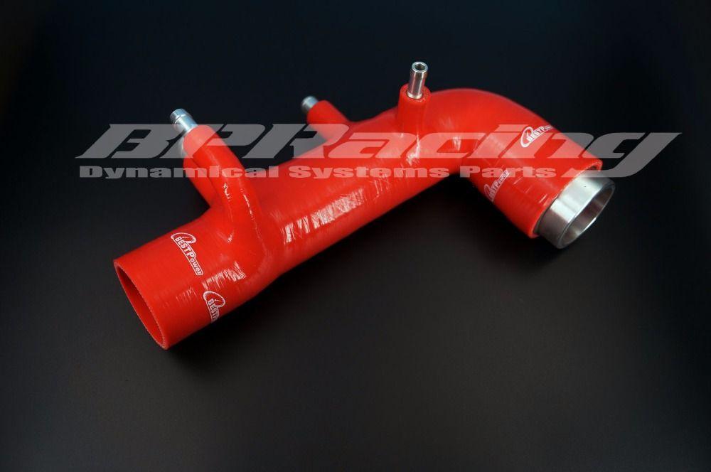 Silicone Air Intake Induction Hose FOR Subaru WRX STI GC8 EJ20 2.0L 1998-2000 RED