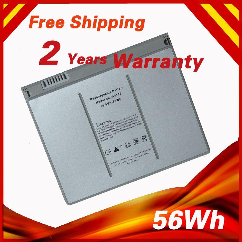 56Wh batterie d'ordinateur portable pour Apple MacBook Pro 15