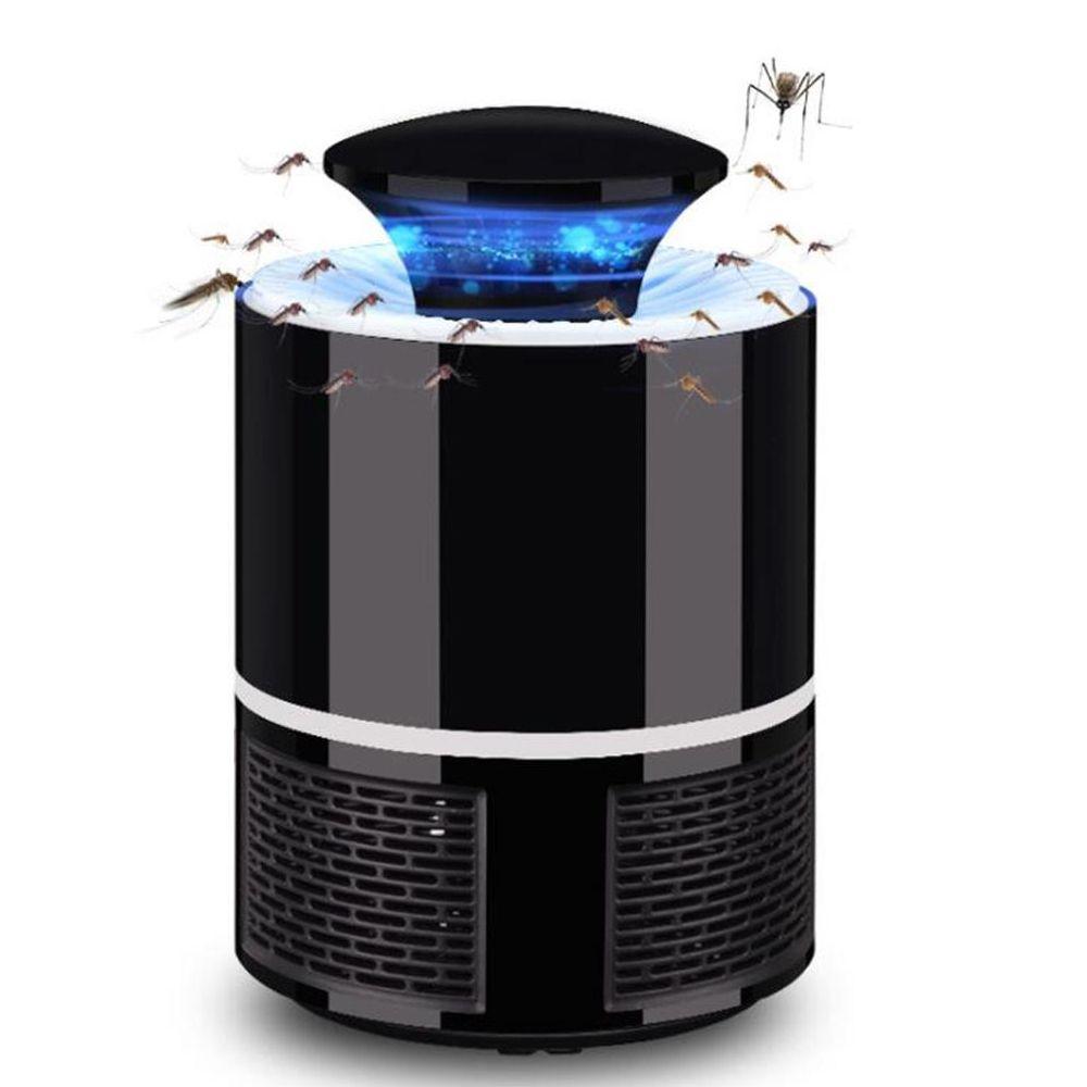 Anti moustique led USB électrique moustique tueur lampe UV nuit lumière anti mouche moustique zapper muggen tueur insecte piège pour vivre