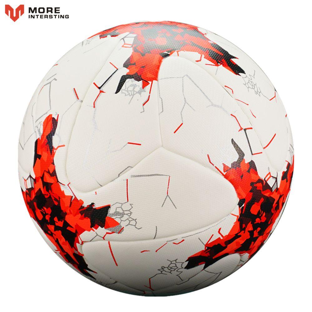 2017 Nouveau A + + Premier PU Ballon De Football Officiel Taille 5 But de football Ligue Balle En Plein Air Sport Formation Boules futbol voetbal bola