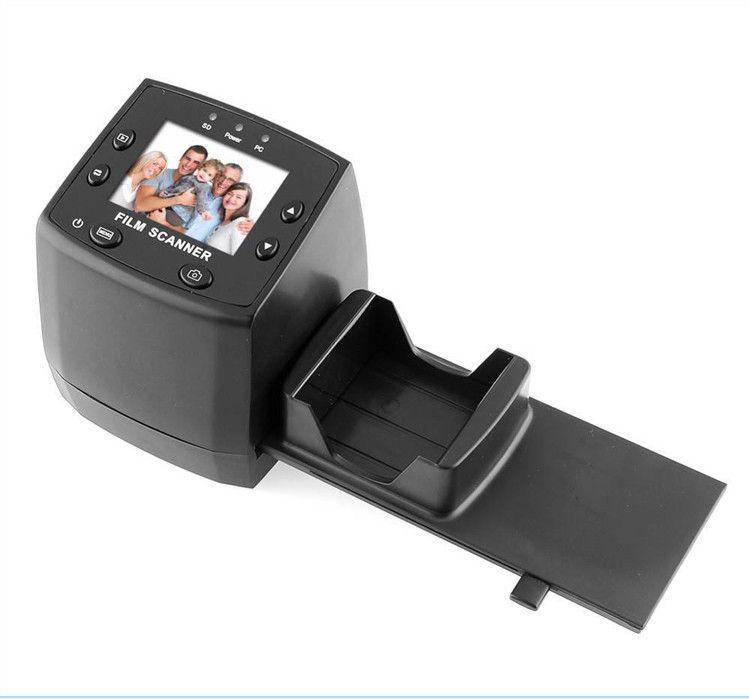 2017 New high quality  Convenient 135 film HD scanner 35mm film to JPG film film scanner photo remake instrument