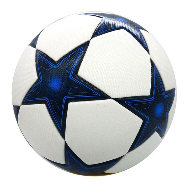 Matériel de ballon de Football officiel de ligue des Champions de haute qualité matériel de ballon de Football Durable de formation de compétition professionnelle PU taille 5