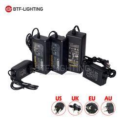 5 V LED Alimentation 1A/2A/3A/6A/8A/10A Commutation Adaptateur WS2812B WS2811 SK6812 WS2801 LPD8806 Bande de LED Lumière