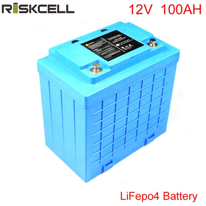 LIFEPO4 batterie/Lithium-batterie 12V 100Ah/12V 100Ah LIFEPO4 batterie pack Für UPS, led-leuchten