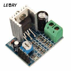 TDA2030A Operational Audio Amplifier Chips Board Module Mono 18W Amplifier Board 6V-12V