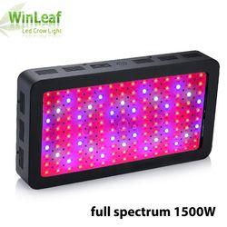 Led crece la luz de espectro completo 300 W 600 W 800 W 1000 W 1200 W 1500 W 1800 W 2000 W para tienda de interior invernadero hidroponía led crece la lámpara