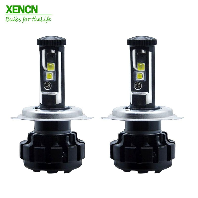 XENCN Car Headlights H1 H3 H4 H7 H8 H9 H11 H13 LED 9005/HB3 9006/HB4 9012 Auto Fog Lighting Replacement Headlight Bulbs