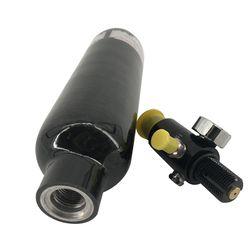 AC3035 co2 الادسنس أهداف لاطلاق النار الهدف الهواء اسطوانة بندقية PCP سلاح الجو كوندور خزان الألوان 350cc الكربون زجاجة ACECARE