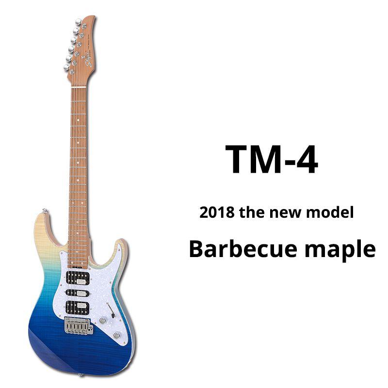 Shijie ToneMaster TM4 Individuelle Handarbeit Elektrische gitarre guitarra