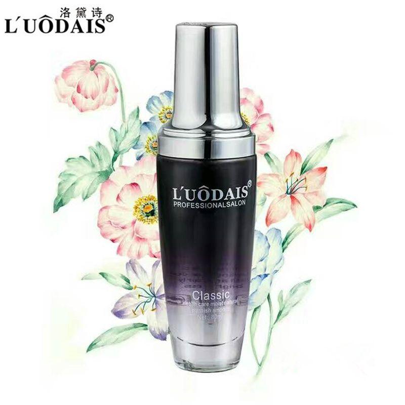 LUODAIS Seductive Smell Reinforce Repair Perfume Hair Oil Argan Oil 80ml Hair Mask for Damaged Hair Repair