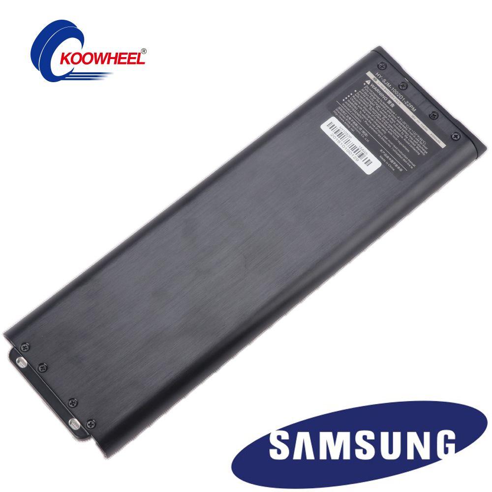 Koowheel Austauschbare Energie Sparende Elektrische Longboard 18650 Hohe Rate Samsung 5500 mah Lithium-Batterie für Elektrische Skateboard