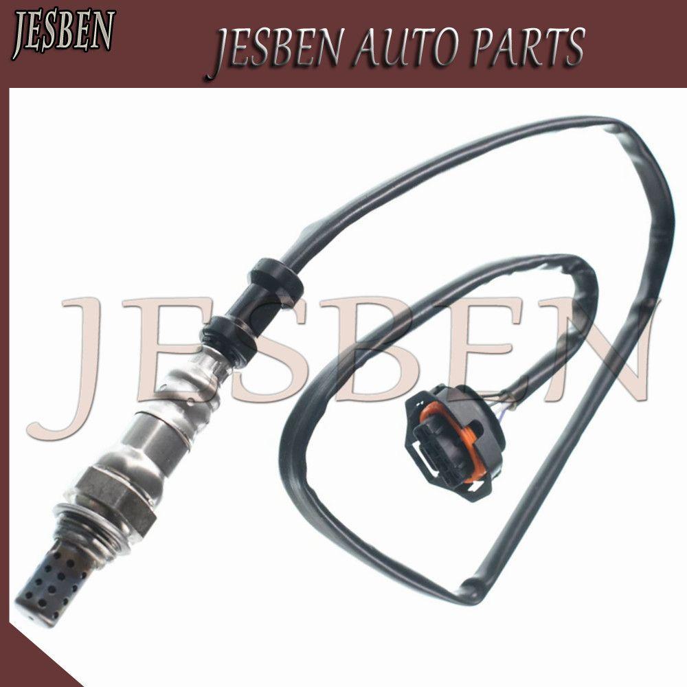 JESBEN 9A160612400 Lambda Sauerstoff Sensor für Porsche 911 Boxster Cayenne Cayman 2,7-4.8L 2005-2012 Downstream 250- 24682 25024682
