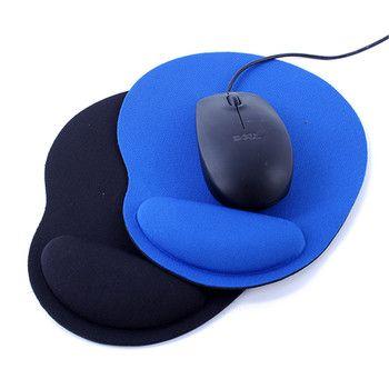 Haute Qualité Poignet Protéger Optique Trackball PC Épaississent Tapis de Souris Support Poignet Confort Tapis de Souris Tapis de Souris Souris pour Jeu 2 couleurs