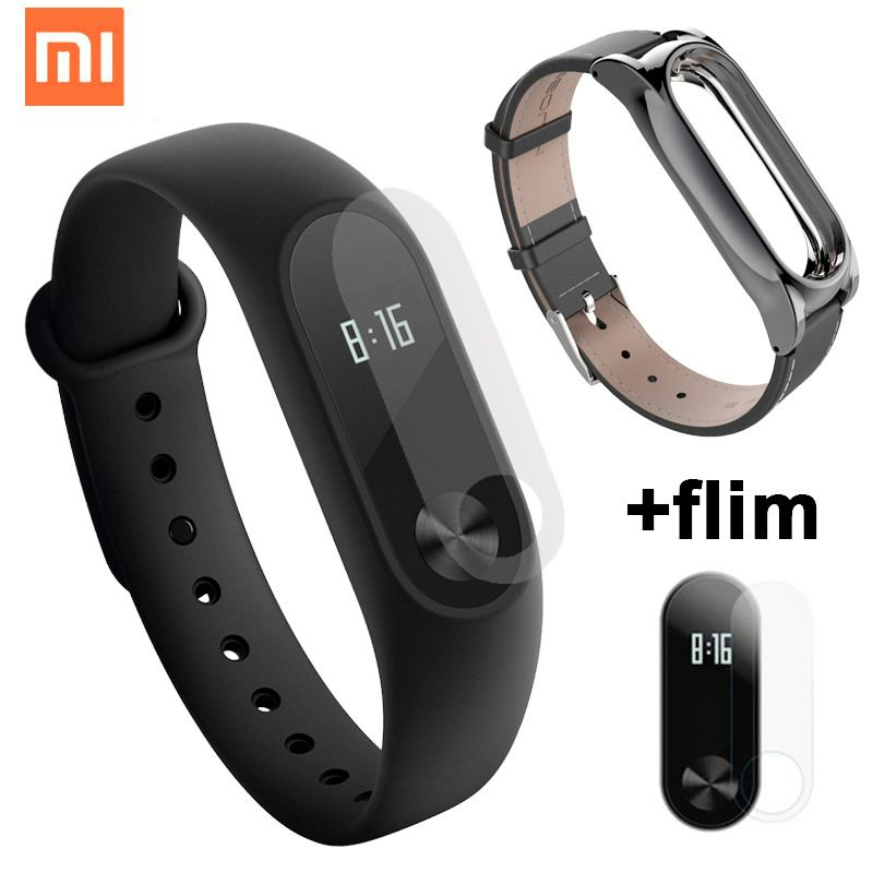 Original Xiaomi Mi Band 2 Mi Band 3 Passometer Activity Tracker Xaomi Smart Bracelet Fitness <font><b>Tracking</b></font> Xiaomi Miband2 Miband 3