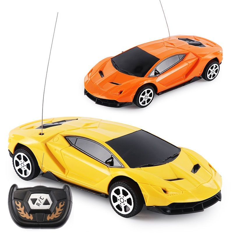 2019 NEW 1:24 RC Car Driving Sports Cars Drive Models Remote Control Car RC Fighting Toy Gift for Children