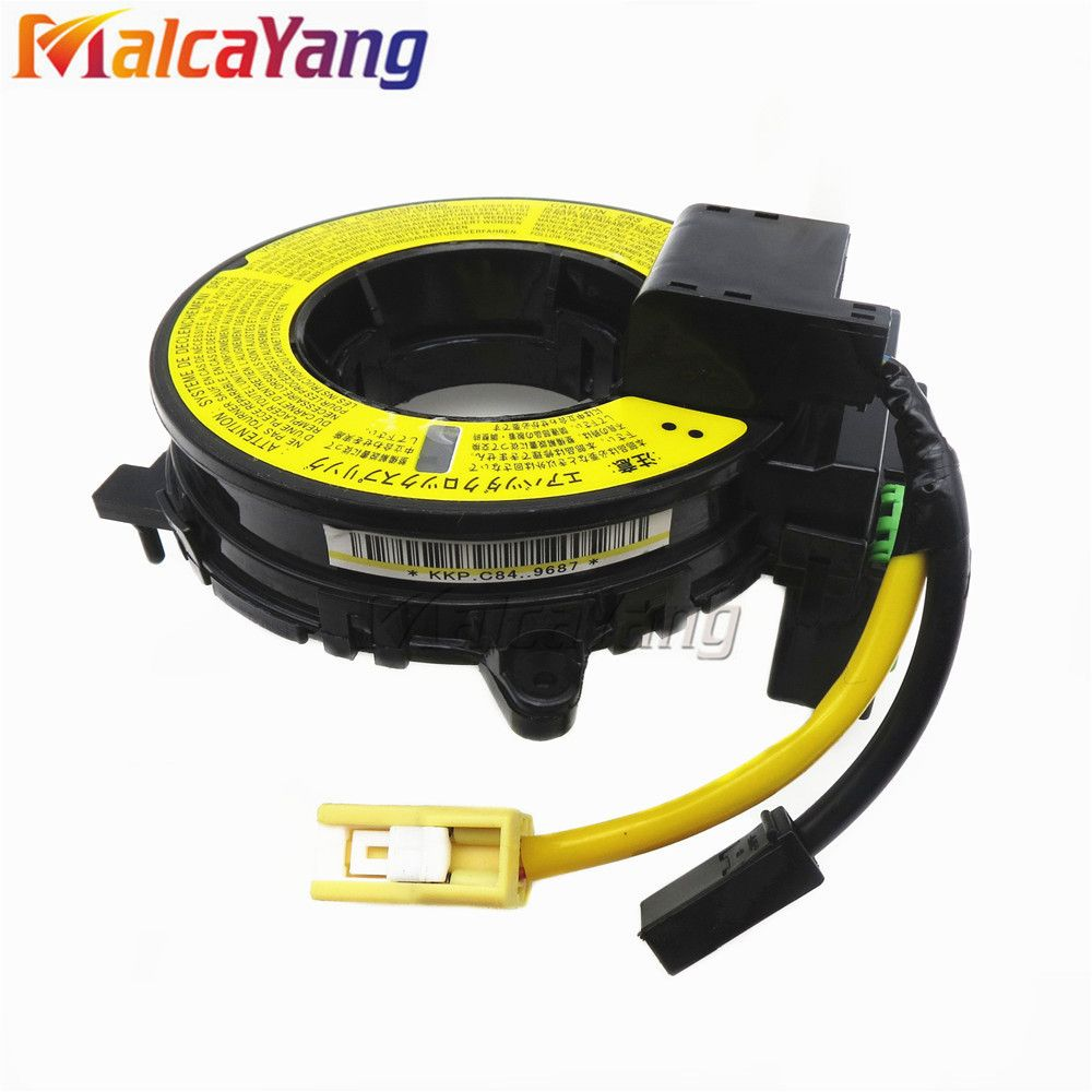 With cruise Steering Wheel Cable Spiral Cable 8619-A017 8619A017 For Mitsubishi Lancer Endeavor For Galant Outlander L