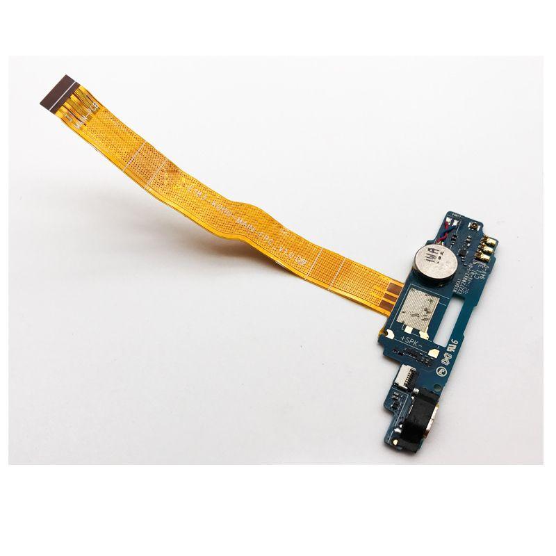 JIARUILA Micro USB Flex Câble Pour ZTE Voyage 4 Lame A610 Dock Connecteur Flex Câble Avec Wibrator Flex Haute Qualité